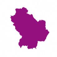 Cartina Basilicata