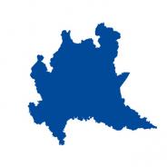Cartina Lombardia
