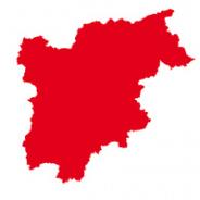 Cartina Trentino Alto Adige