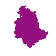 Cartina Umbria