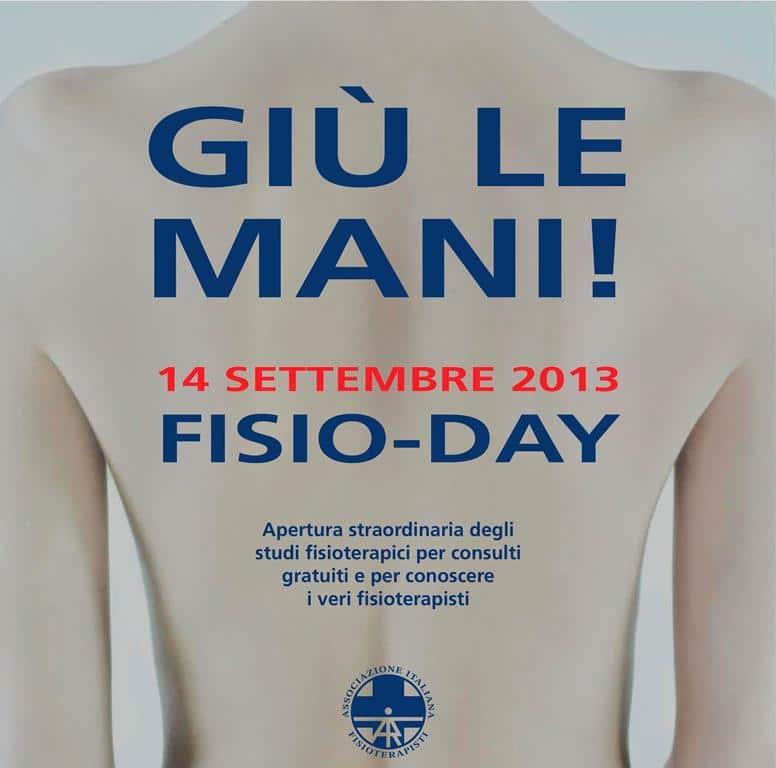 14 settembre 2013 – è Fisio-Day!
