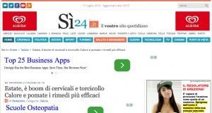 Estate, è boom di cervicali e torcicollo Calore e pomate i rimedi più efficaci Si24 - Il vostro sito quotidiano - Giornale di cronaca, politica, costume, società. Notizie dall'Italia e dal Mondo 2015-07-17 17-46-28