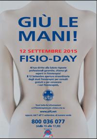 """""""Giù le mani 2015!"""" Torna la campagna contro l'abusivismo in fisioterapia"""