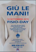 """La Campagna """"GIÙ LE MANI"""" 2015 patrocinata da Cittadinanzattiva"""