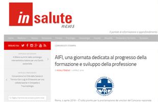 AIFI, una giornata dedicata al progresso della formazione e sviluppo della professione