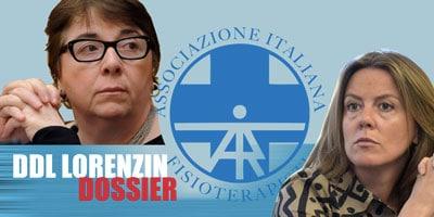 Dossier DDL 1324 Lorenzin