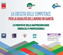 28 giugno a Roma grande iniziativa delle professioni sanitarie  per la crescita delle competenze e la qualità del lavoro in sanità