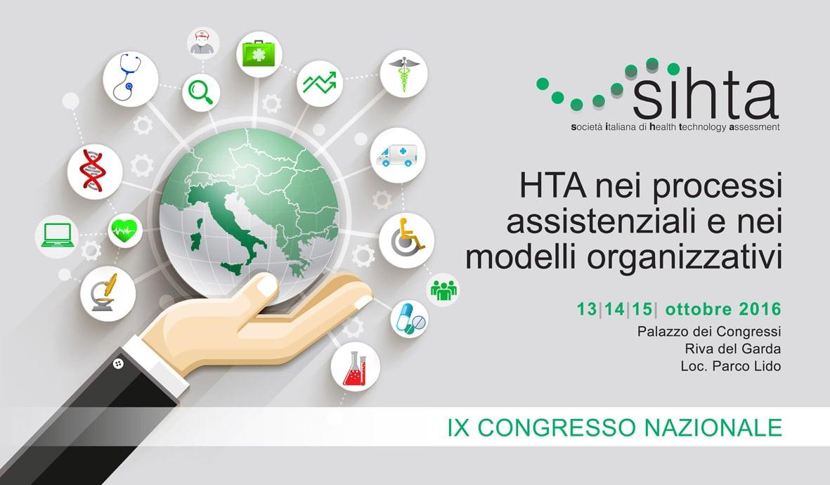 AIFI al 9° Congresso della Società Italiana di Health Technology Assessment