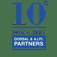 INFORMAZIONE PUBBLICITARIA – Dorsale A.I.F.I.   dieci anni di collaborazione!