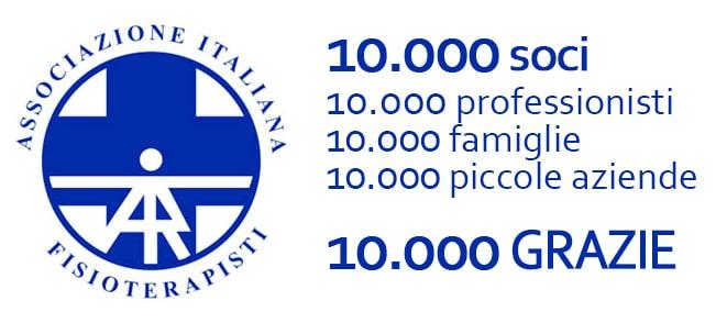 AIFI A QUOTA 10.000 ISCRITTI, TAVARNELLI: ORGOGLIO E RESPONSABILITÀ