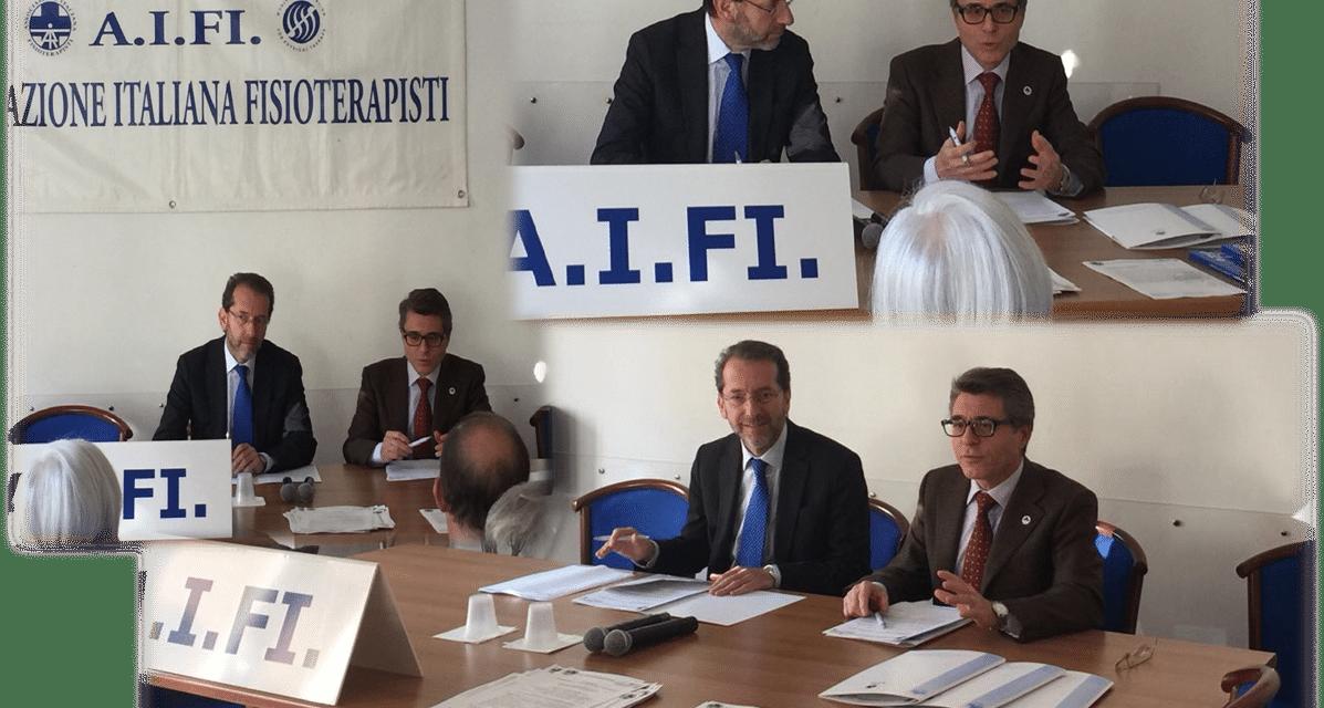 AIFI INCONTRA GELLI: A 15 ANNI DA 'CORE COMPETENCE' ATTIVITA' E AMBITI DI COMPETENZA CHIARISSIMI AI CITTADINI E ALLA POLITICA