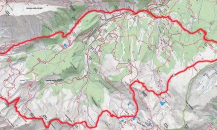 """Marcia Alpina """"Rifugio Lago Verde"""" gara di corsa in montagna"""
