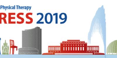 Confermata presenza italiana al Congresso della WCPT del 2019