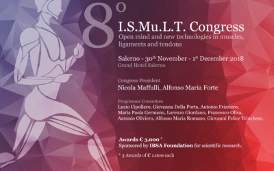 """Congresso Nazionale """"Open mind and new technologies in muscles,ligaments and tendons"""""""