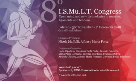 "Congresso Nazionale ""Open mind and new technologies in muscles,ligaments and tendons"""