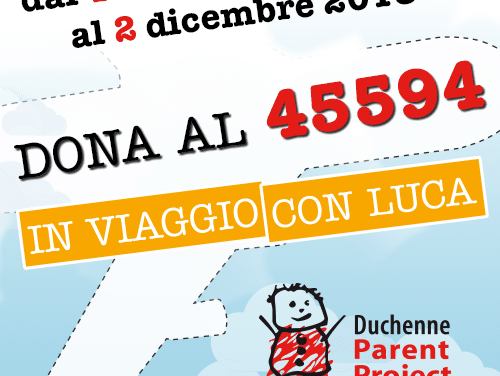 Campagna di raccolta fondi per Parent Project