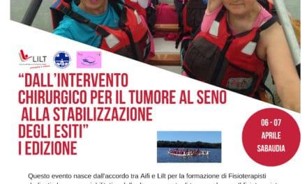 DALL'INTERVENTO CHIRURGICO PER IL TUMORE AL SENO ALLA STABILIZZAZIONE DEGLI ESITI (Edizione 1)