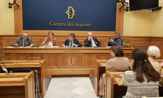 Conferenza stampa alla Camera dei Deputati, Tavarnelli: Innovare modelli organizzativi