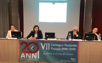 Congresso FINCOPP a Bari: Serve tavolo tecnico su incontinenze