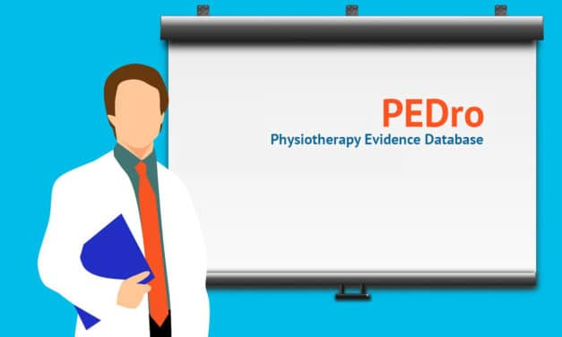 I top 5 di PEDro (Physiotherapy Evidence Database)