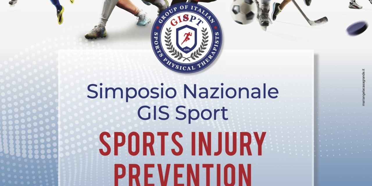 Simposio Nazionale GIS Sport – Sports Injury Prevention