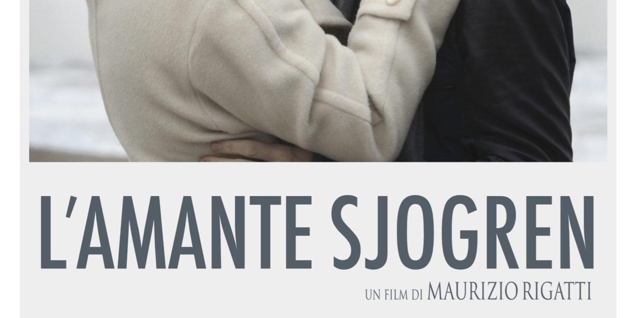 """""""L'Amante Sjogren"""" il cortometraggio interpretato da Daniela Poggi e dall'attore Gabriele Rossi"""