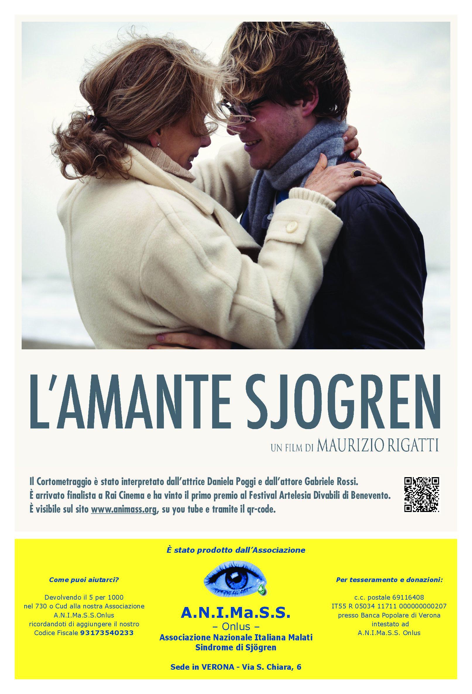 Locandina Amante Sjogren pdf