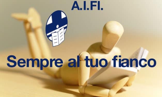 AIFI in collaborazione con Sinergia&Sviluppo proroga iscrizione FAD
