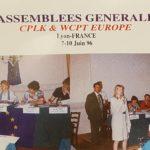 XXV anniversario della fisioterapia italiana nella WCPT (1995-2020)