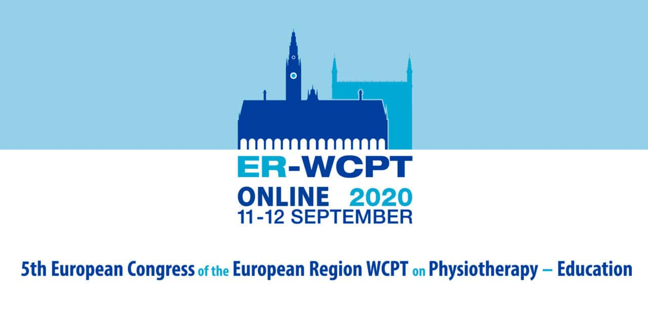 Il 5° Congresso europeo dell'ER-WCPT sarà online