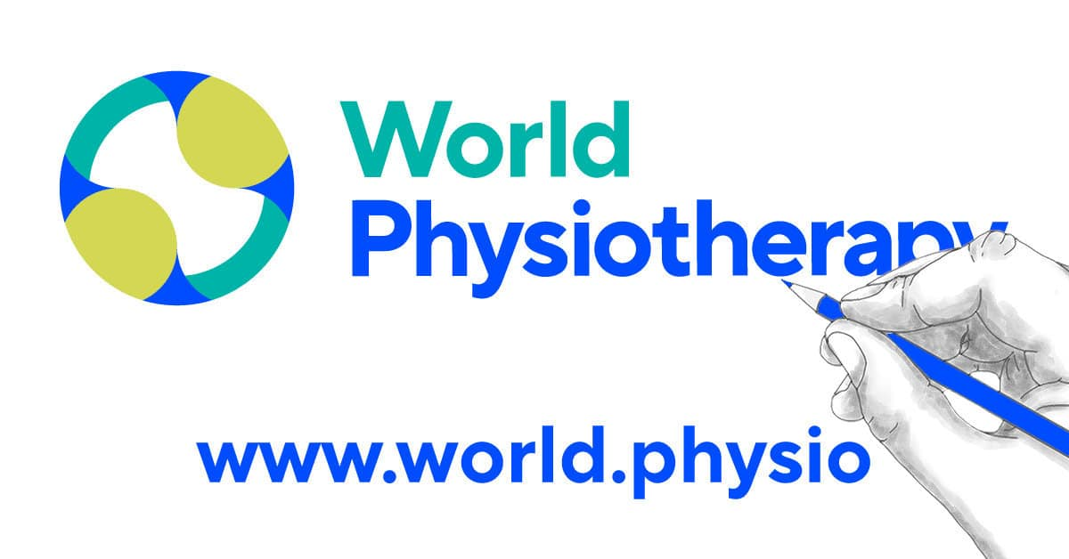 Il nuovo logo della World Confederation  for Physical Therapy