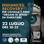 webinar: enhanced recovery per caviglia e piede