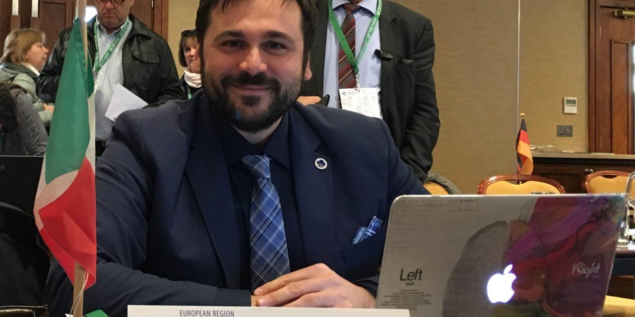 Meeting europeo world physiotherapy: il report del delegato italiano