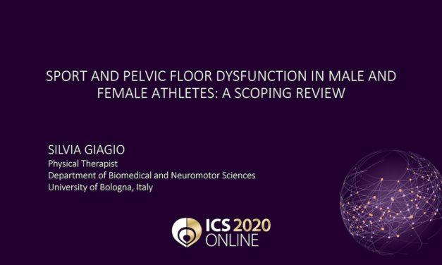 Congresso annuale dell'International Continence Society (ICS): per l'Italia tre fisioterapisti