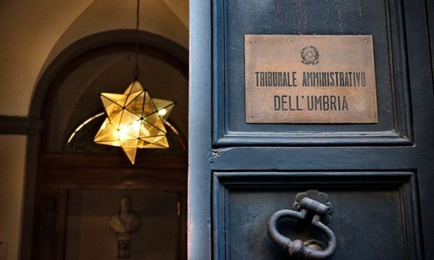 TAR Umbria: abrogata la figura del massofisioterapista