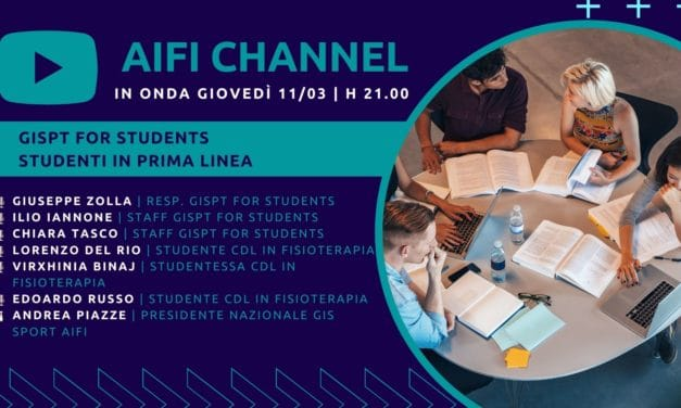AIFI Channel 11/03: GISPT for Students