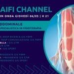 AIFI Channel 06/05: diastasi addominale, una gestione specialistica in fisioterapia
