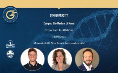 GTM UNIVERSITY Campus Bio-Medico di Roma