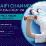 Il 13/05 nuovo appuntamento su AIFI Channel: le vibrazioni meccaniche