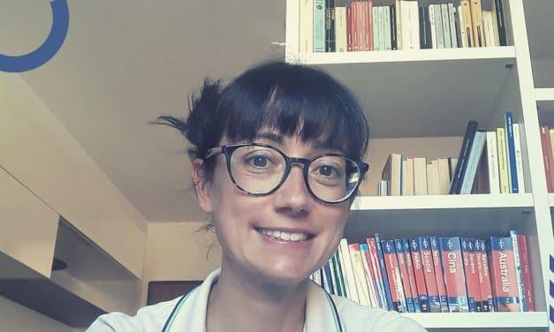 GIS Fisioterapia Pediatrico: Claudia Sarno alla presidenza