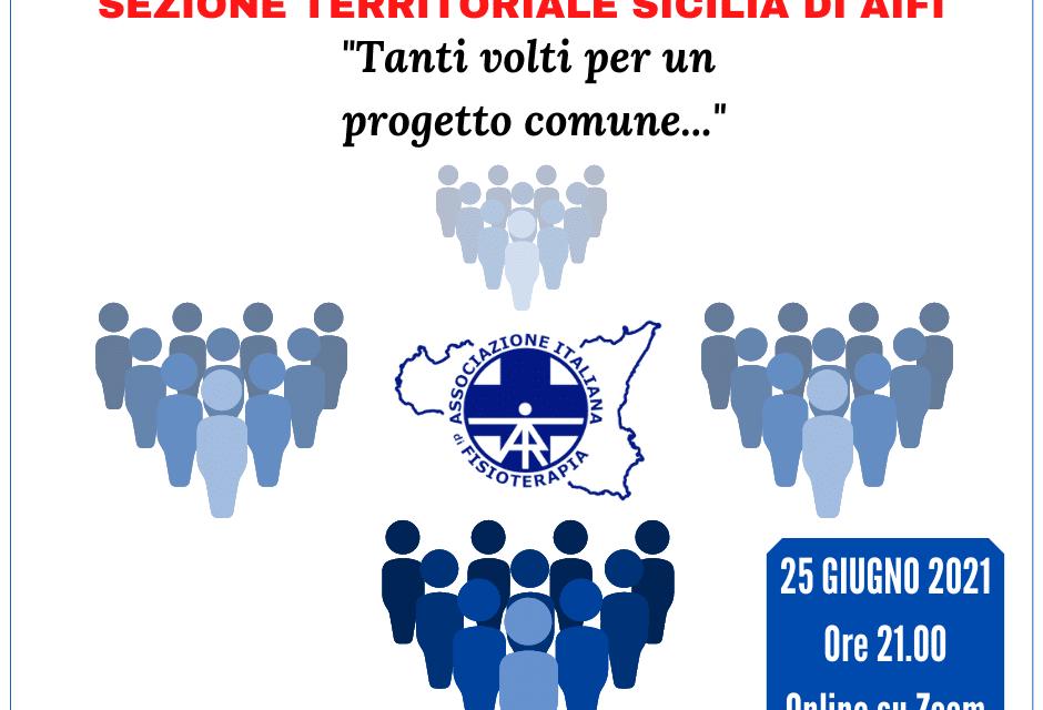 Assemblea annuale dei soci della Sezione Territoriale Sicilia di A.I.FI.
