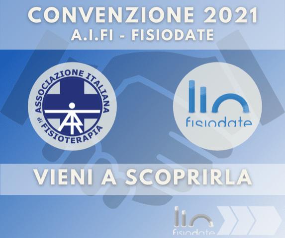 Convenzione tra AIFI ed Environet: gestionale Fisiodate