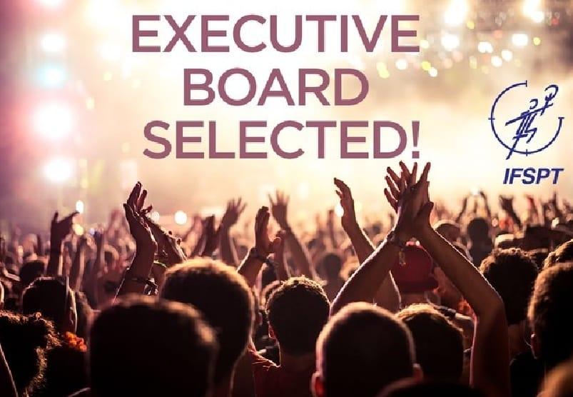 Eletto il nuovo Executive Board della IFSPT, Italia presente!