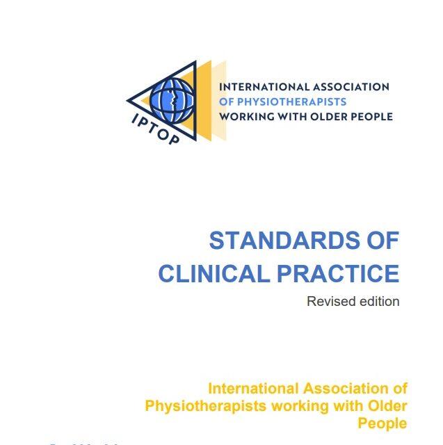IPTOP Standard of Practice: approvata la revisione 2021